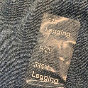 Levi's Jeans - Levi's Women's Jeggings